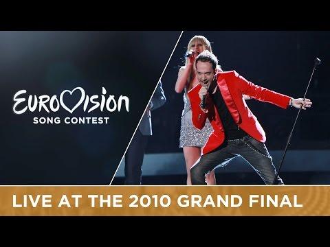 Vukašin Brajić - Thunder And Lightning (Bosnia & Herzegovina) Live 2010 Eurovision Song Contest