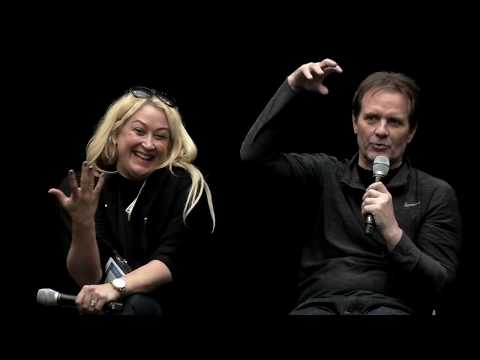 unCONventional 2017  Comic Con Germany 2017: Michael Biehn & Jennifer BlancBiehn