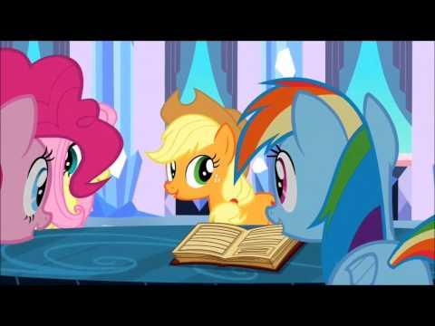 My Little Pony - Balada de los Ponis de Cristal Latino (HD)