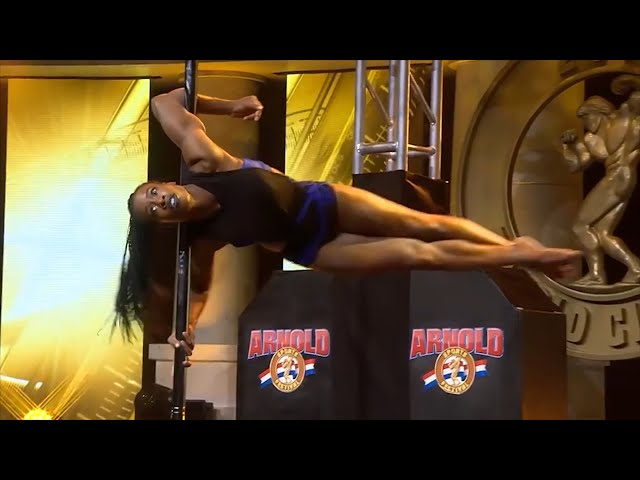 Best of Pole: Jazzy Alix (PCS at Arnold Sports Festival, 2017)