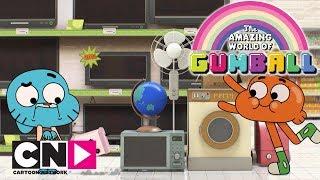 Die objekte | Die wunderbare welt von Gumball | Cartoon Network Deutschland