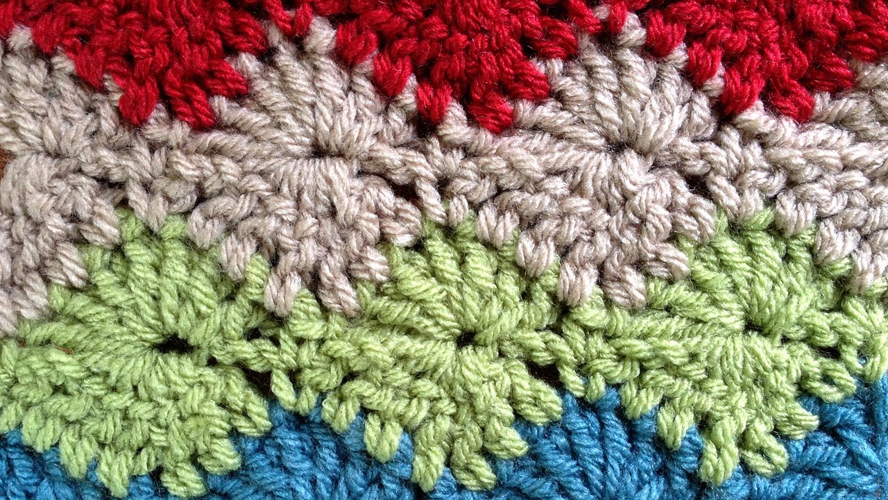 Catherine wheel crochet stitch part 1 of 2 pa656 youtube bankloansurffo Image collections