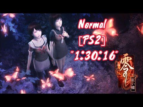 "Fatal Frame II Any% Normal Speedrun (PS2) ""1:30:16"""
