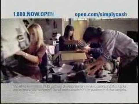 "[cm] American Express ""Gimme Some Money"""