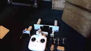 DJI Phantom 2 Vision + Long range progress - The 4 mile target