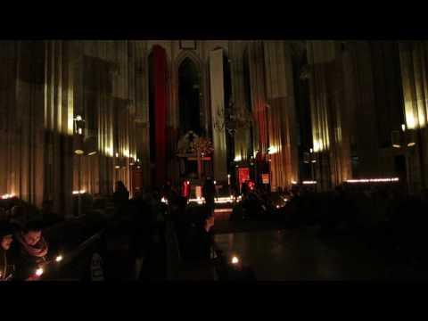 St. Martin's Cathedral Night of Light in De Dom