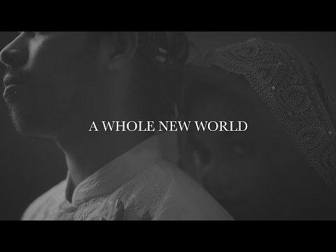 A Whole New World - Peabo Bryson, Regina Belle | Cover By Citra Scholastika & Glenn Samuel
