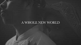 Gambar cover A Whole New World - Peabo Bryson, Regina Belle | Cover by Citra Scholastika & Glenn Samuel