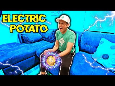 ELECTRIC ⚡️ SHOCKING POTATO TRIVIA GAME!
