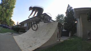 Bmx: Quarter Pipe Fun