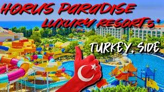 Horus Paradise Luxury Resort 5 Турция Сиде Лучшие отели Сиде