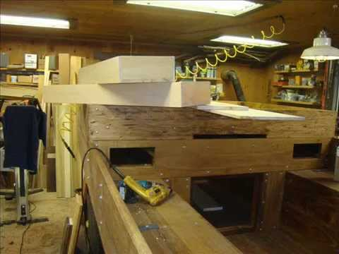 How To Build A Sheepwagon And Sheep Camp Wagon By Jim Howard - Youtube