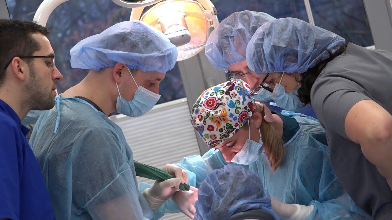Practiculum Implantologii Sezon VIII A sesja 9 zabieg 1