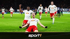 Viertelfinale! Wie weit geht es jetzt für Leipzig in der Champions League? | SPORT1
