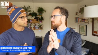 🔴 Our Favorite Running Gear of the Year TRE LIVE Ep. 80