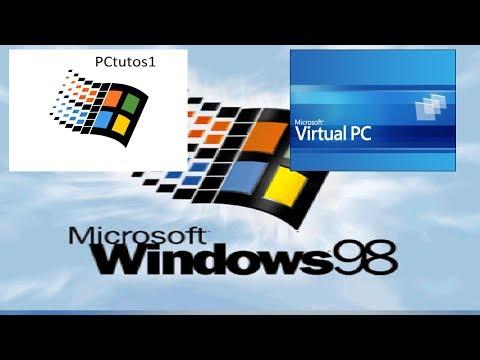 Como instalar windows 98 Segunda Edición en español build 2222 RTM