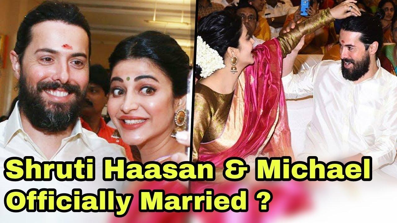 Shruti Hassan Marriage