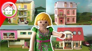 Playmobil Wohnhaus Puppenhaus Luxusvilla - Haustour von Familie Hauser für Kinder