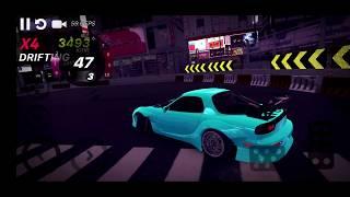 Hashiryia Drift RX7 is here and its sooo loud!!!!!
