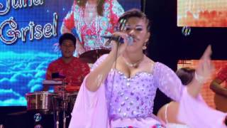 Julia Grisel -Te Conocí -(VIDEO OFICIAL) - EN VIVO - 2017