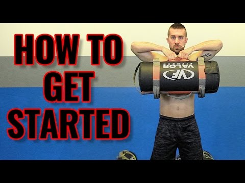 Sandbag for Beginners [5 Exercises for a Great Workout]