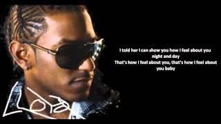 Lloyd - Night & Day (ft. Lil Wayne & Trae Tha Truth) - Lyrics *HD