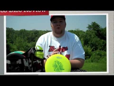 Discraft Xpress Disc Review -- Buckeye Disc Golf (HD)  *Updated*