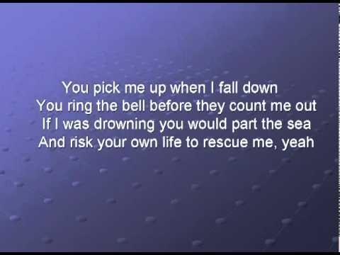 Bon Jovi - Thank You For Loving Me lyrics