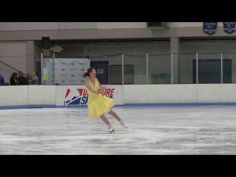 Linda Heins 2016 Northwest Pacific Regional Championships