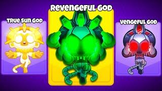 The FINAL Sun God Temple...