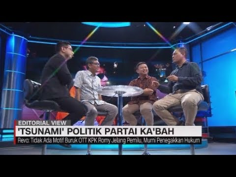 Editorial View: 'Tsunami' Politik Partai Ka'bah
