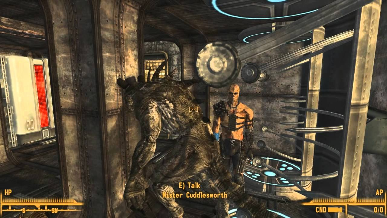 Fallout New Vegas Best Player Home