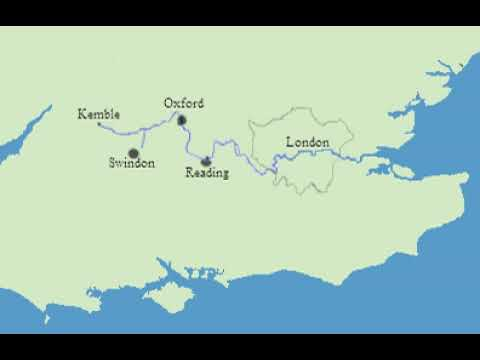 River Thames | Wikipedia audio article
