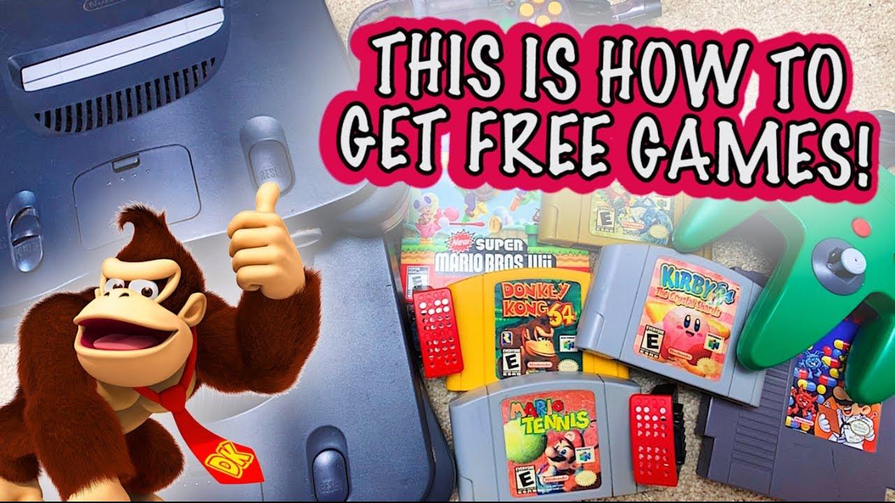 Download NINTENDO 64 WEEK! (Live Video Game Hunting)    $10 Dollar Game Collection (Episode 6)