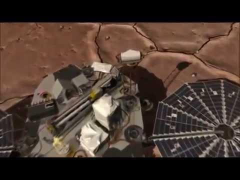 МАРС. Шокирующие факты о красной планете!