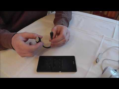 smartphone-mit-defektem-bildschirm-entsperren-und-bedienen-||-usb-maus