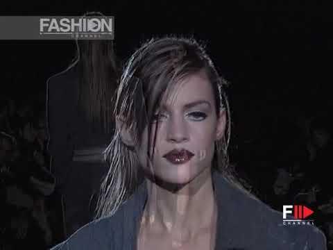 JOHN RICHMOND Fall Winter 2001 2002 Milan - Fashion Channel