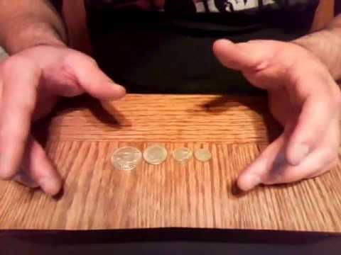 Silver coins of Australia