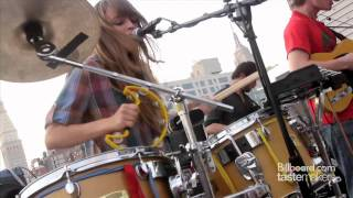 Givers - Up Up Up LIVE (Rooftop Session) YouTube Videos