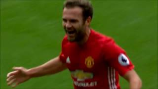 Manchester United VS Leicester City 24/9/16 (ALL GOALS AND HIGHLIGHTS)