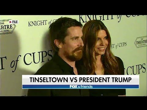 Christian Bale Rips Trump on Refugees, Effect on America