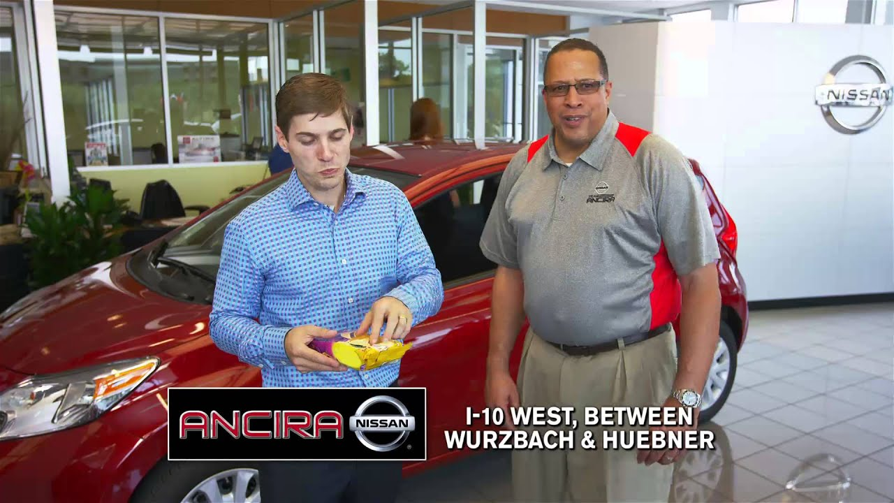 Witte Grossology Ancira Nissan Youtube