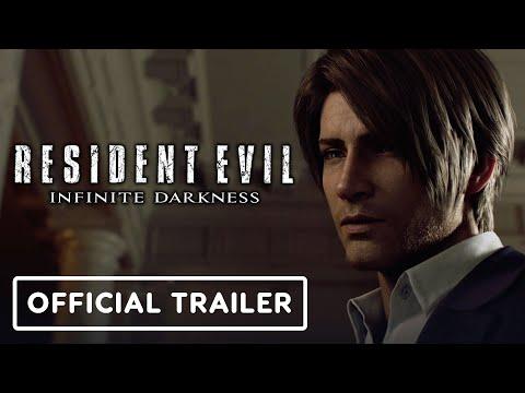 Resident Evil: Infinite Darkness - Official Trailer (2021) Netflix