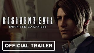 Resident Evil: Infinite Darkness - Official Trailer (2021) Netflix