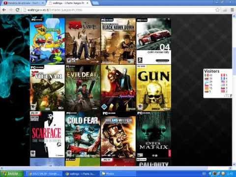 La mejor pagina para descargar juegos para pc 2017 (utorrent) |:p.