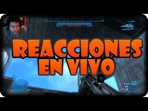 Halo: Reach Mis reacciones al Jugar