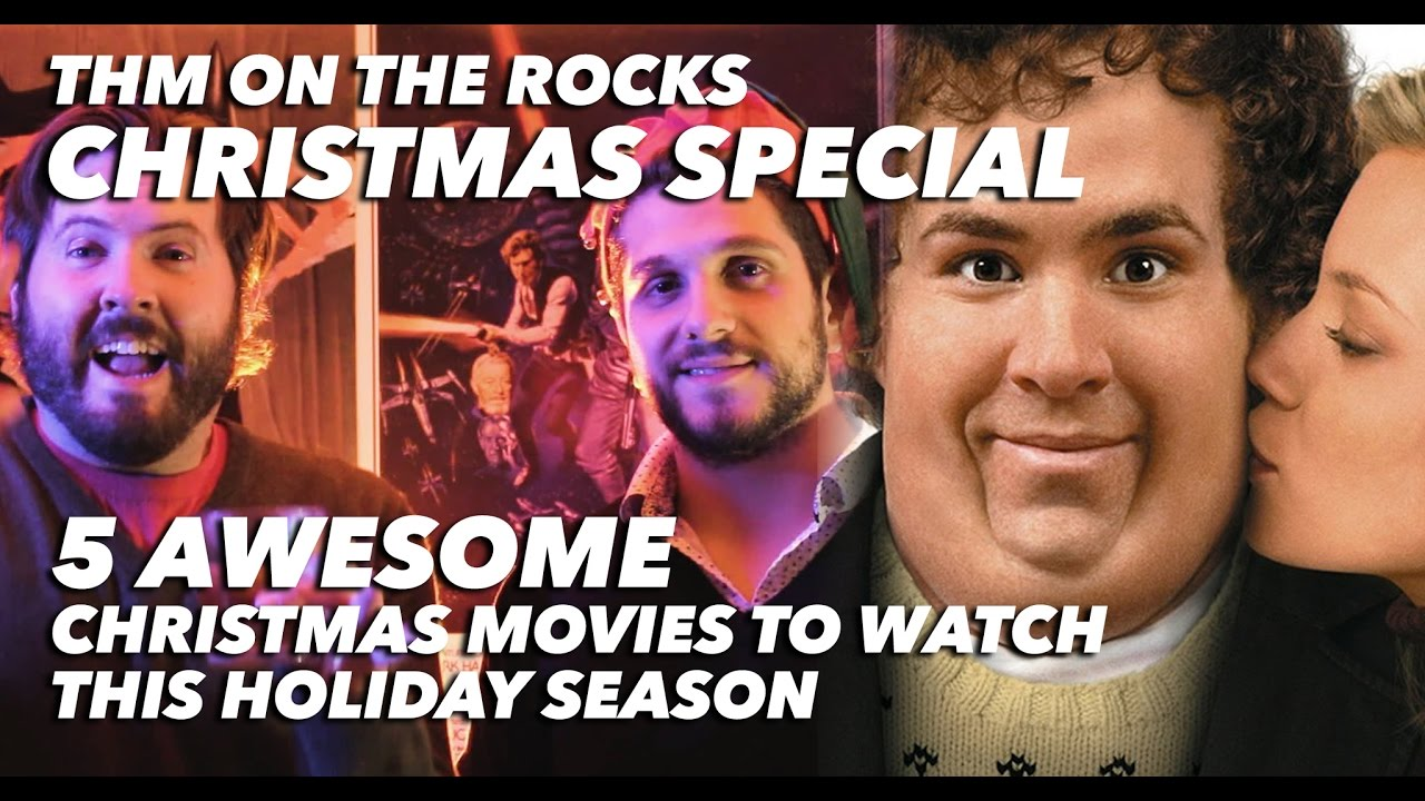 5 AWESOME CHRISTMAS MOVIES TO WATCH THIS HOLIDAY SEASON - YouTube