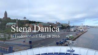 Stena Danica to Frederikshavn May 28 2016