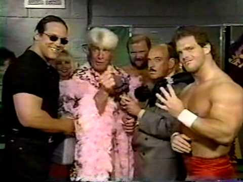 SN 6/22/96 Inv Horsemen- Hall & Nash from Great American Bash