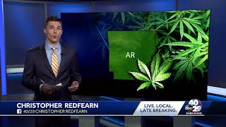 Arkansas medical marijuana patient cards go into effect Feb. 15